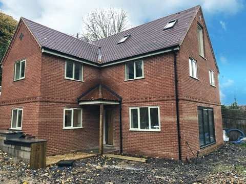 5 Bedrooms Detached House for sale in Lower Road, Bratton, Westbury, Wiltshire, BA13