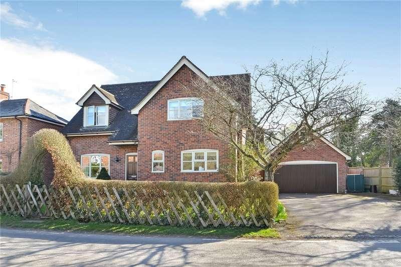 4 Bedrooms Detached House for sale in West Dean, Salisbury, SP5