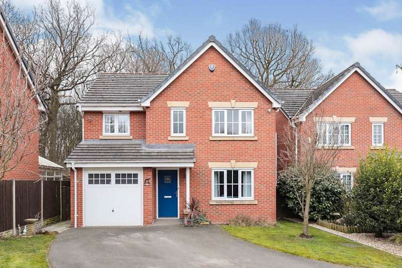 4 Bedrooms Detached House for sale in Tranker Lane, Rhodesia, Worksop, Nottinghamshire, S80