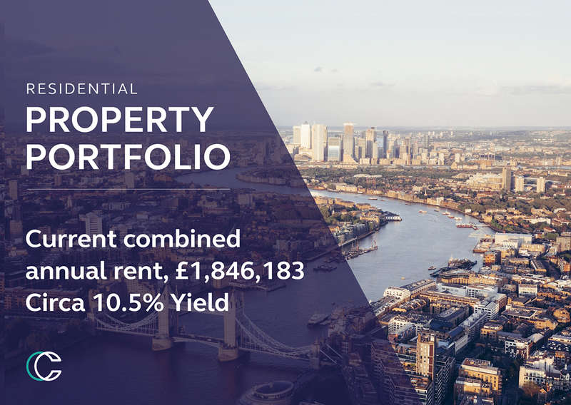 Commercial Property for sale in LOT 10, Property Portfolio,23 Units, South West&South East, London, SW2