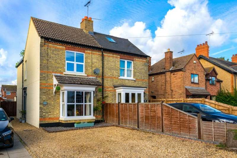 3 Bedrooms Semi Detached House for sale in North Road, Bourne, Lincolnshire, PE10