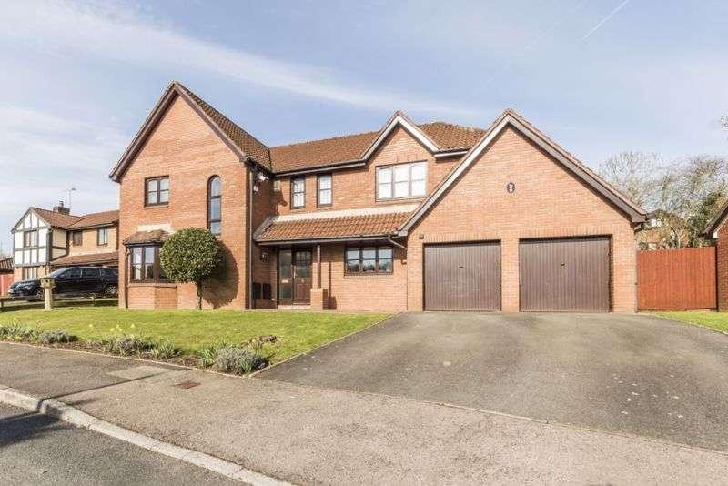 4 Bedrooms Property for sale in Miller Close Langstone, Newport