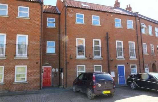 Apartment Flat for sale in Boston, Lincolnshire, PE21 9EH
