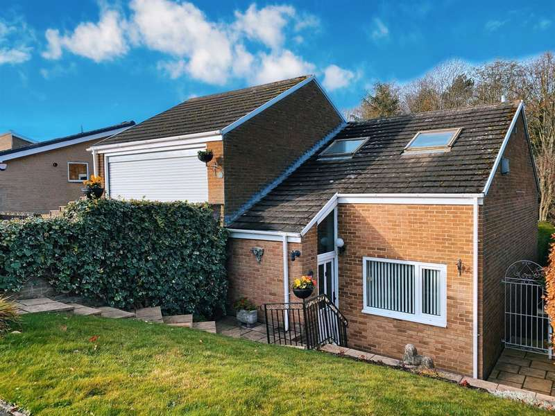 4 Bedrooms Detached House for sale in Fatfield Park, Washington