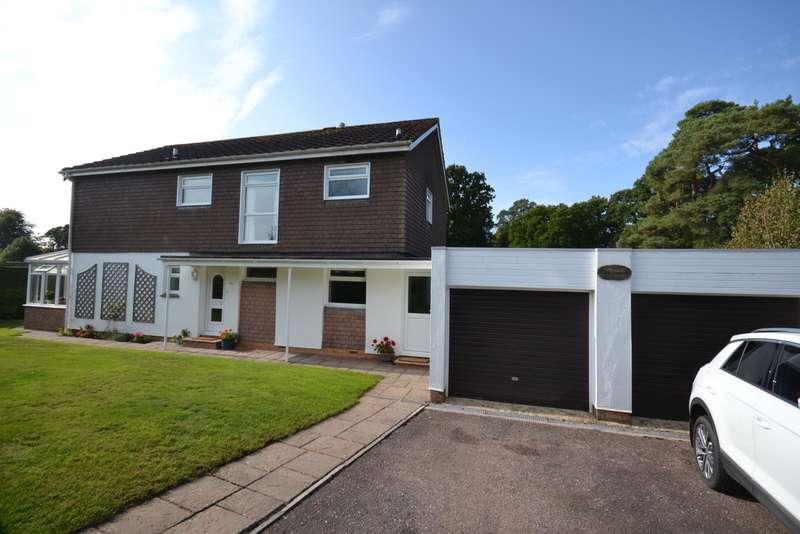 4 Bedrooms Detached House for sale in Warren Park, West Hill