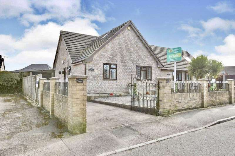4 Bedrooms Semi Detached Bungalow for sale in Coverham Road, Berry Hill, Coleford