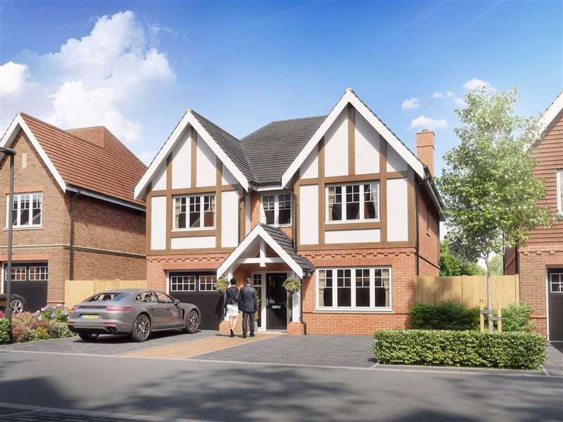 House for sale in Cuffley Hill, Cuffley, Hertfordshire