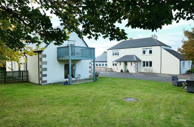 9 Bedrooms Hotel Commercial for sale in Sandown House, Sandown Farm Lane, Nairn, IV12