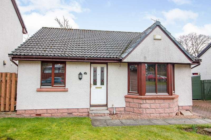 2 Bedrooms Detached Bungalow for sale in Mary Findlay Drive, Longforgan, Dundee, Perth and Kinross, DD2