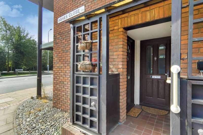 1 Bedroom Maisonette Flat for sale in Agnes Close, Beckton