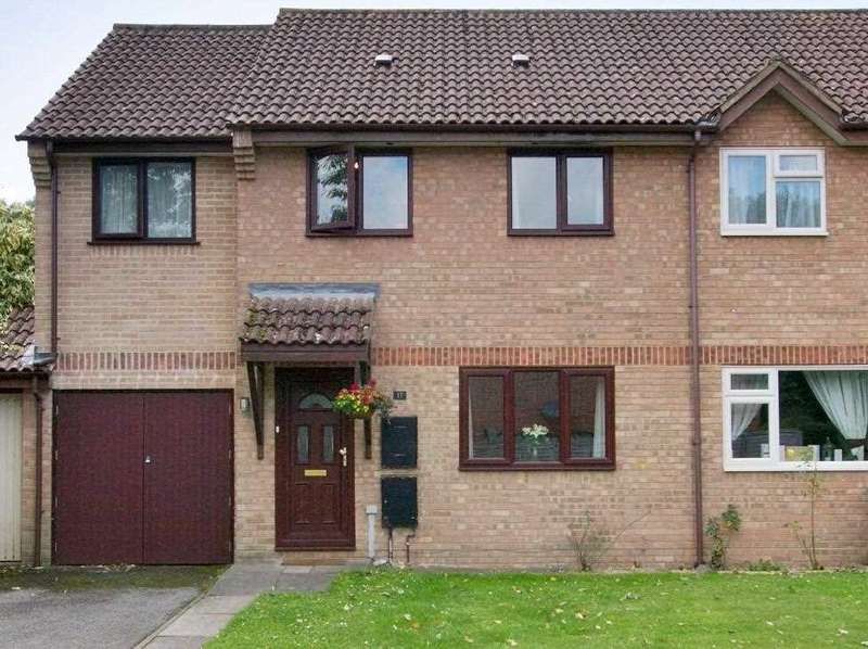 4 Bedrooms Semi Detached House for sale in Wheeler Close, Whitchurch