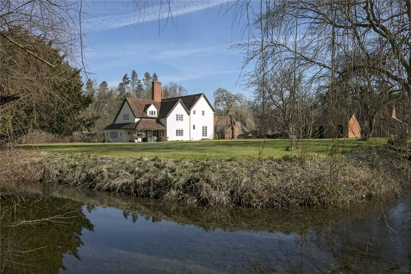 5 Bedrooms Detached House for sale in Bushwood Lane, Lowsonford, Henley-in-Arden, B95
