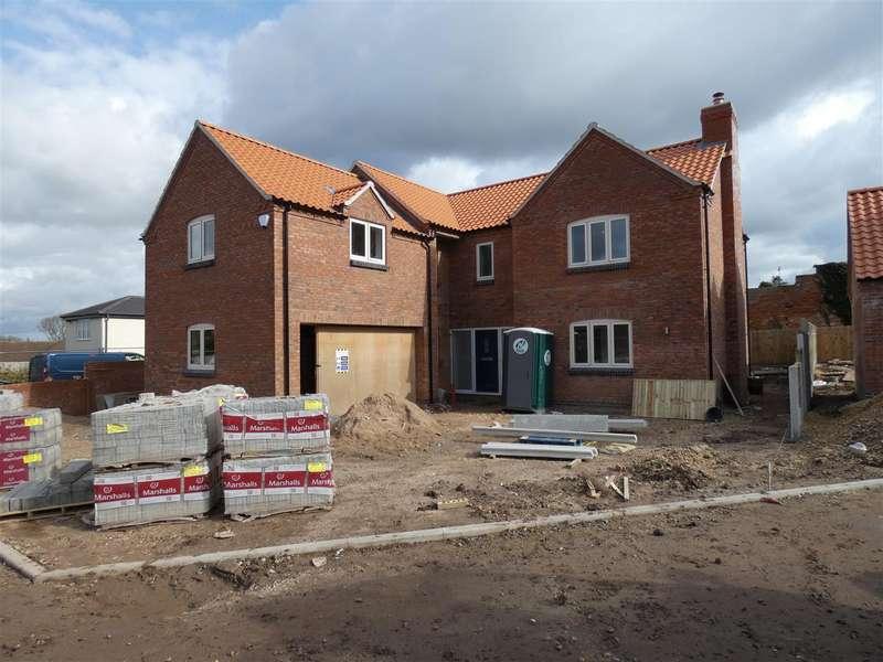 4 Bedrooms Detached House for sale in Radley Road, Halam