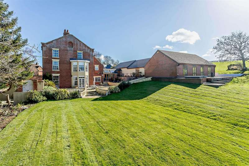 6 Bedrooms Detached House for sale in Old Road, Braunston, Daventry, Northamptonshire