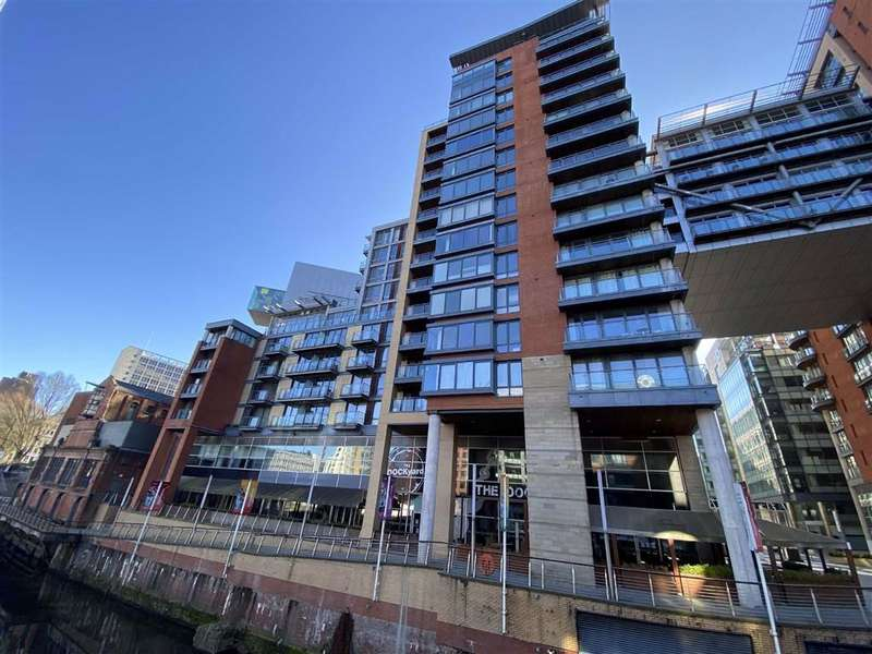 2 Bedrooms Flat for sale in 6 Leftbank, Spinningfields, Manchester