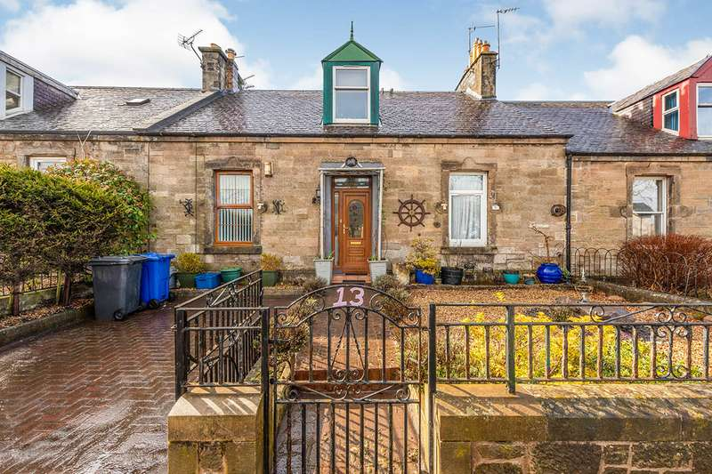 2 Bedrooms Apartment Flat for sale in Mayburn Terrace, Loanhead, Midlothian, EH20