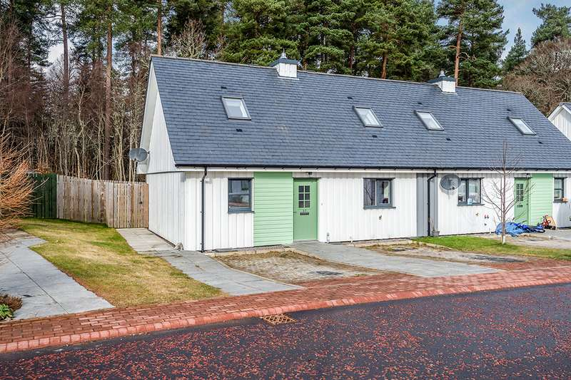 3 Bedrooms Semi Detached House for sale in Balgate Mill, Kiltarlity, Beauly, Highland, IV4