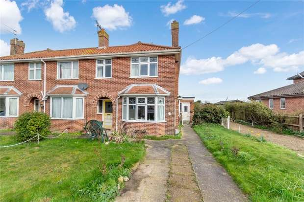 3 Bedrooms Semi Detached House for sale in Briston