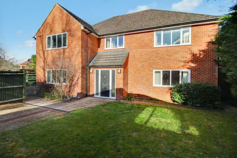 4 Bedrooms Detached House for sale in Northfold Close, Shrivenham, Oxfordshire, SN6