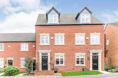 3 Bedrooms Terraced House for sale in Bhullar Way, Oldbury