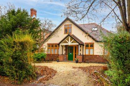 5 Bedrooms Detached House for sale in Grove Avenue, Beeston, Nottingham