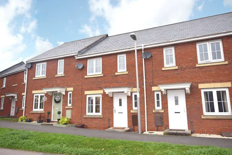 3 Bedrooms Terraced House for rent in Kings Heath, Exeter