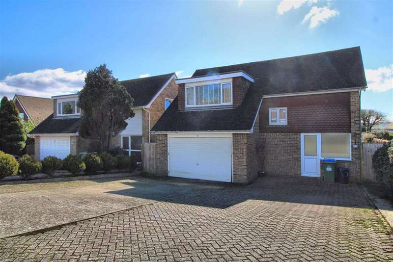 3 Bedrooms Detached House for sale in Lexden Drive, Seaford, East Sussex