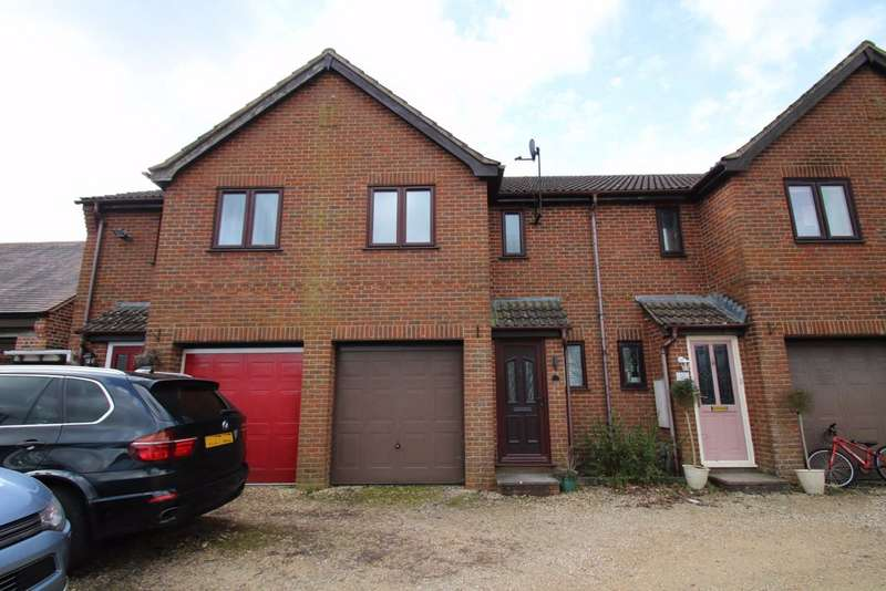 3 Bedrooms Terraced House for sale in White Horse View, Chapmanslade, Wiltshire, BA13