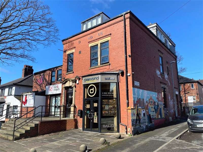 Commercial Property for sale in Brudenell Road, Leeds, LS6