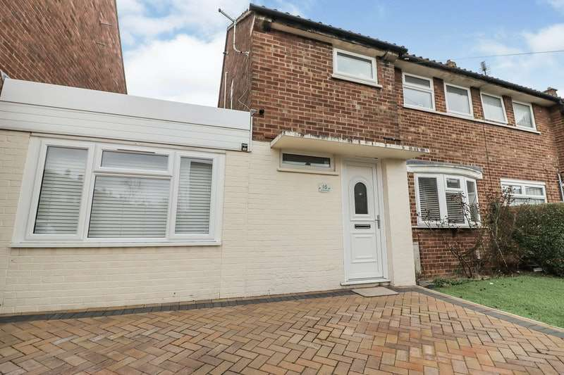 4 Bedrooms Semi Detached House for sale in Littlefield Road, Luton, Bedfordshire, LU2