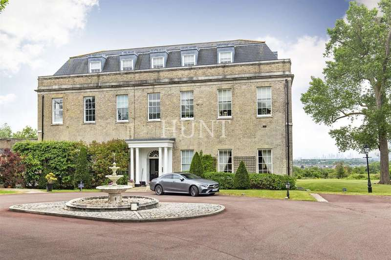 3 Bedrooms Apartment Flat for sale in Claybury Hall, Repton Park, Woodford Green, Essex