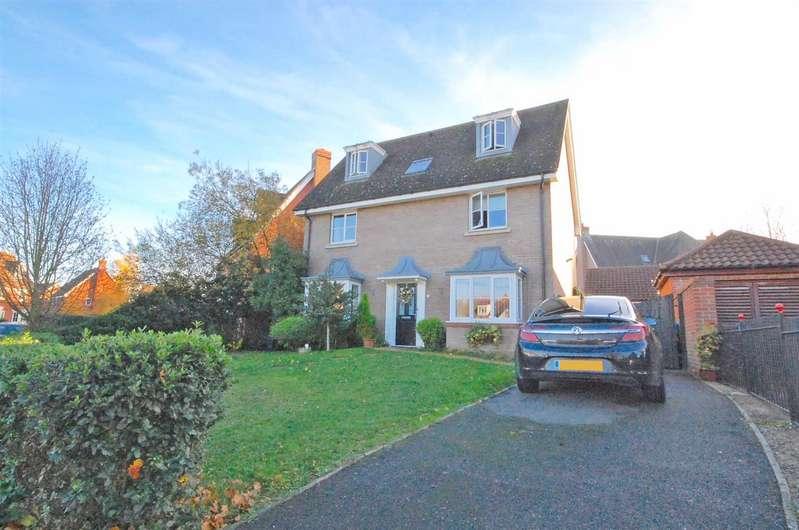 6 Bedrooms Detached House for sale in Queenborough Grove,, Queenborough Lane, Great Notley, Braintree