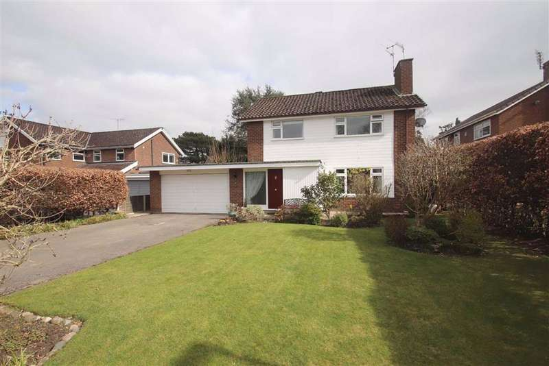 3 Bedrooms Detached House for sale in Oak Lea Avenue, Wilmslow