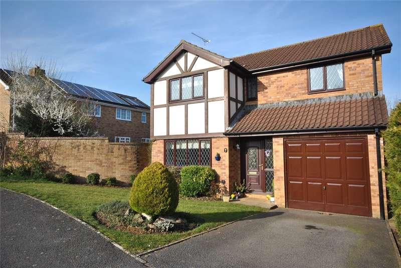 4 Bedrooms Detached House for sale in Midleaze, Sherborne, Dorset, DT9