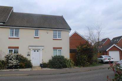 4 Bedrooms Link Detached House for sale in Stowmarket, Suffolk