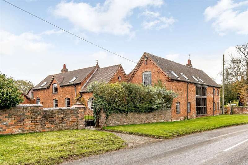 4 Bedrooms Barn Conversion Character Property for sale in Holyoakes Lane, Bentley, Nr Bromsgrove, Worcestershire
