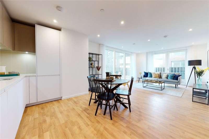 2 Bedrooms Apartment Flat for sale in Kingwood, Deptford Landings, Cedarwood View, Deptford, SE8