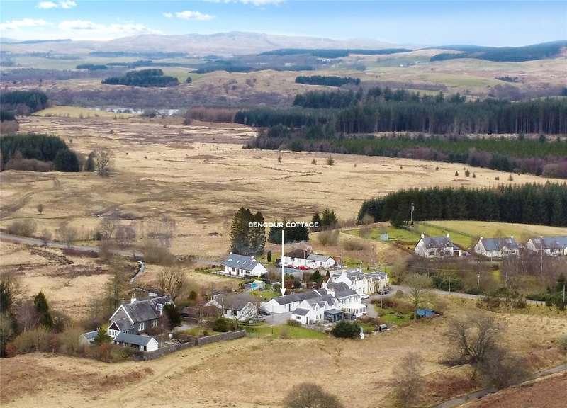 1 Bedroom Bungalow for sale in Bengour, Mossdale, Castle Douglas, Dumfries & Galloway, South West Scotland, DG7