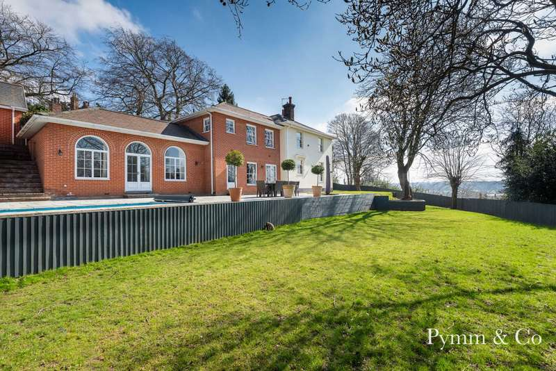 4 Bedrooms Detached House for sale in Ranson Road, NR1