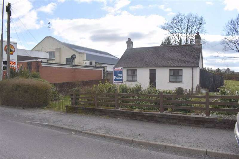 2 Bedrooms Detached Bungalow for sale in North Road, Lampeter