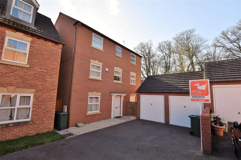 6 Bedrooms Detached House for sale in Colling Close, Loughborough