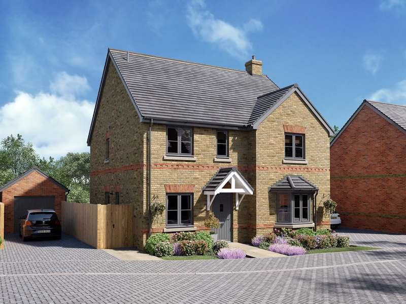 4 Bedrooms Detached House for sale in Foundry Place, Potton, Sandy, SG19
