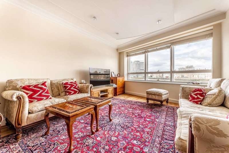 2 Bedrooms Flat for sale in Albert Embankment, Albert Embankment, SE1