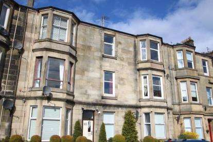 2 Bedrooms Flat for sale in Glasgow Road, Paisley