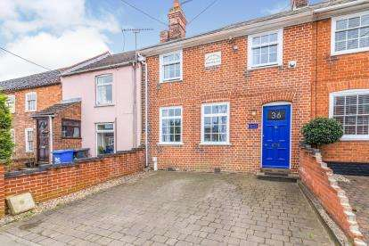 3 Bedrooms Terraced House for sale in Beccles, Suffolk, .