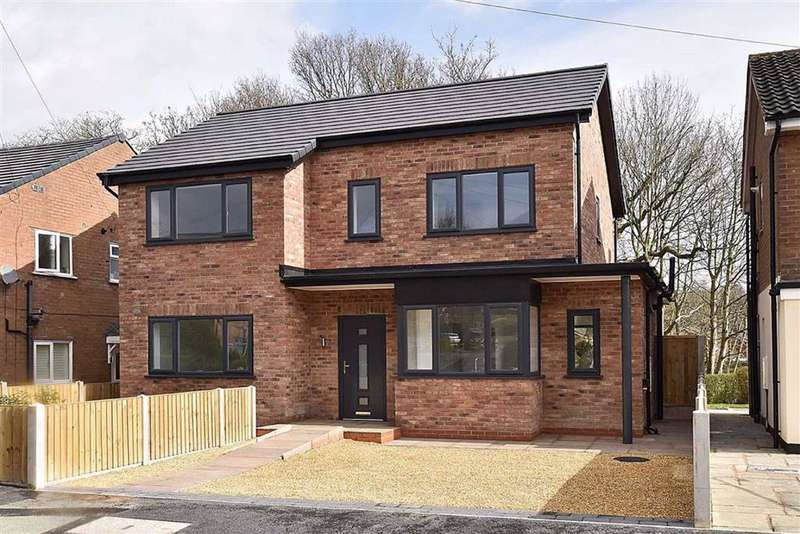4 Bedrooms Detached House for sale in Boothfields, Knutsford