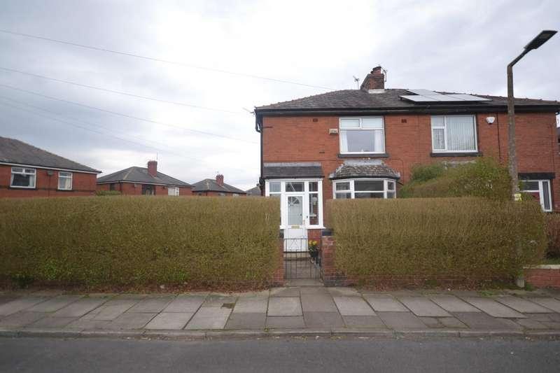 3 Bedrooms Semi Detached House for sale in Grange Road, Bury