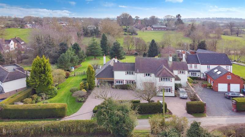 5 Bedrooms Detached House for sale in Scotland Lane, Burton Overy, Leicester