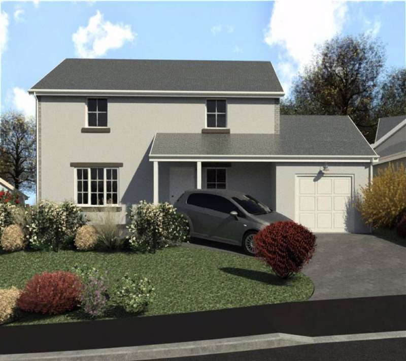 3 Bedrooms Detached House for sale in Church Close, Begelly