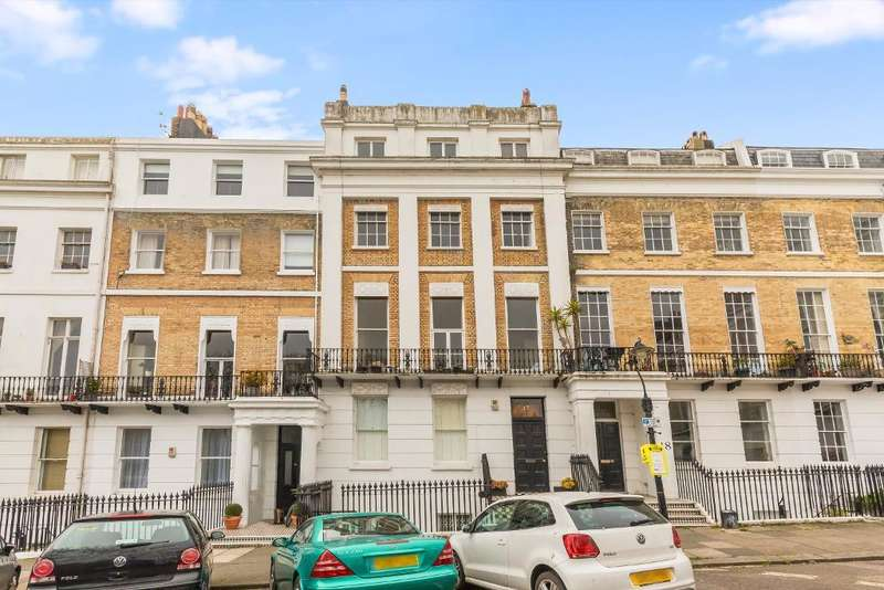 2 Bedrooms Apartment Flat for sale in Sussex Square, Brighton, East Sussex, BN2 5AA